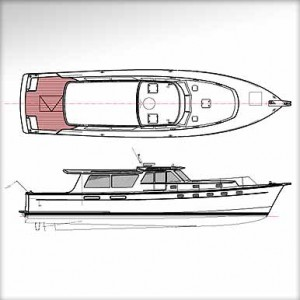 48' Power Monohull
